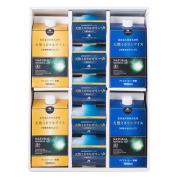 天然ミネラルアイスコーヒー&コーヒーゼリーギフト(I6-50)