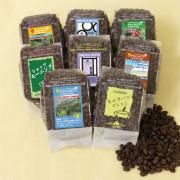 送料無料のおまかせコーヒー豆8種セット1702
