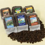 送料無料のストレートコーヒー豆おまかせセット1702