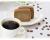 美味しいコーヒーとブランデーケーキ イメージ