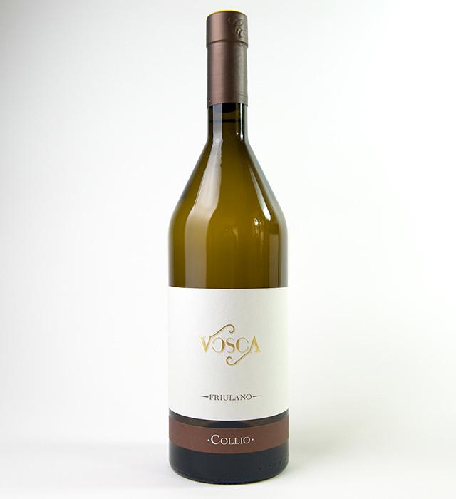 白ワインの名産地、フリウリベネツィアジュリアで作られたフリウラーノ