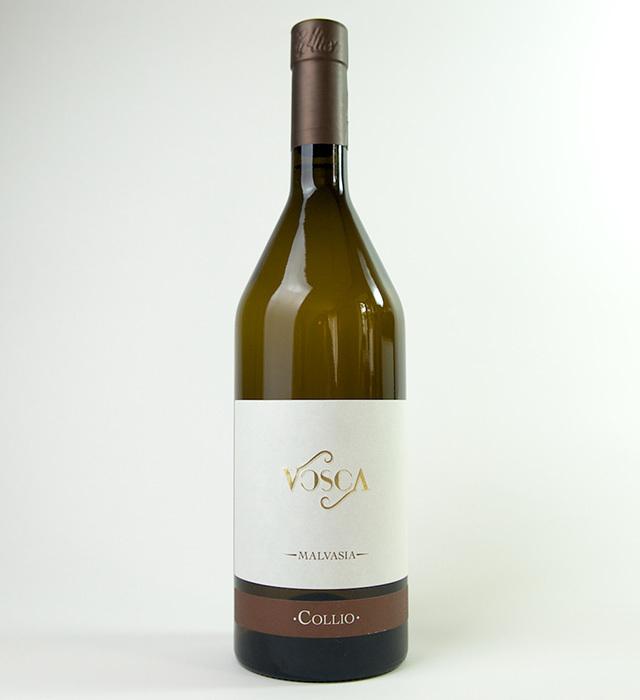 白ワインの名産地、フリウリベネツィアジュリアで作られたマルヴァシア