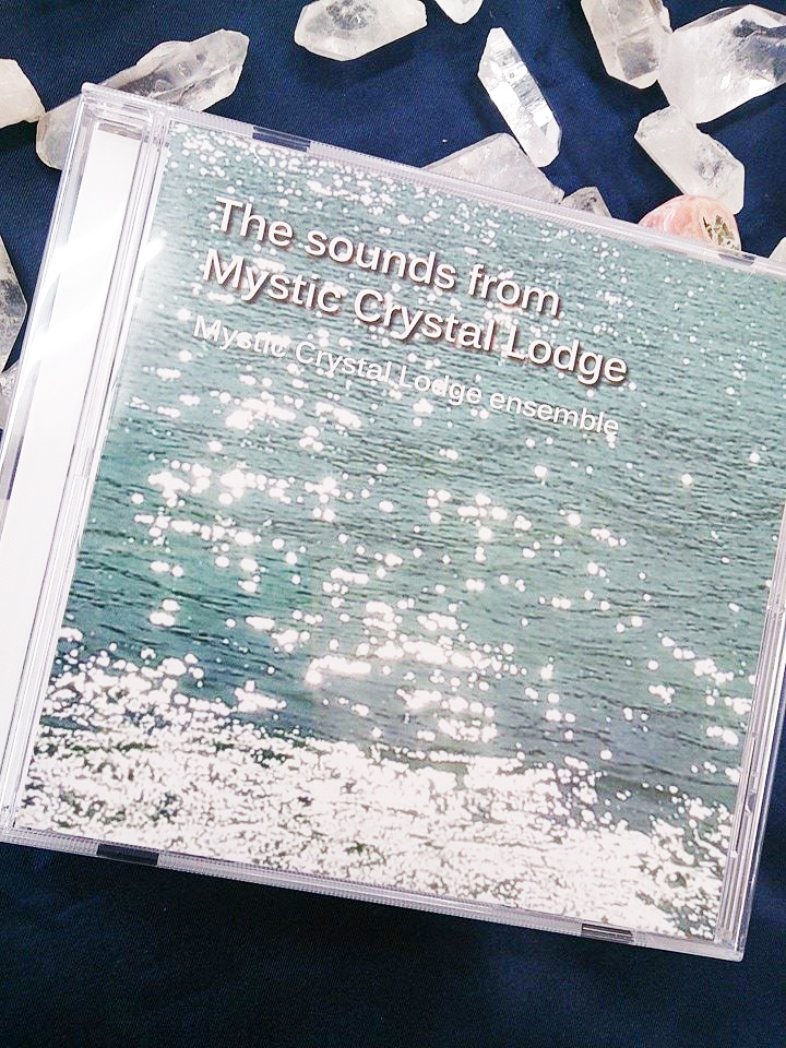 The Sounds from Mystic Crystal Lodge  TANCD01