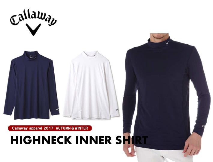 Callaway apparel(キャロウェイアパレル)インナーシャツ