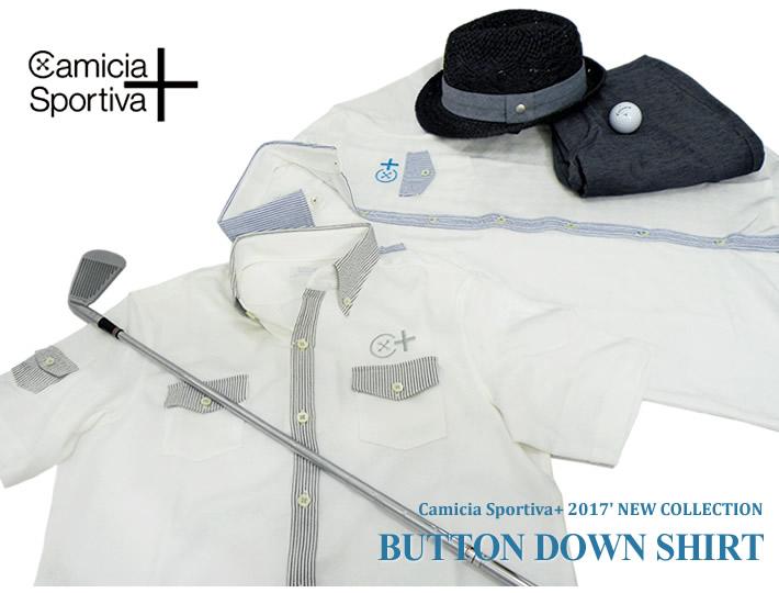 Camicia Sportiva+(カミーチャスポルティーバプラス)シャツ