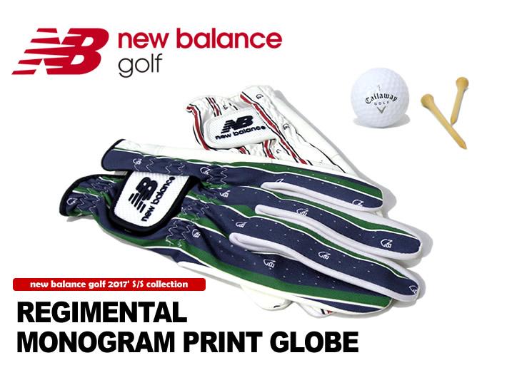 new balance golf(ニューバランスゴルフ)グローブ