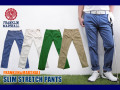 【SALE30%OFF】FRANKLIN &MARSHALL(フランクリンマーシャル)ストレッチスリムテーパードパンツ【2014春夏新作】【13S】