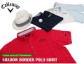 Callaway apparel(キャロウェイアパレル)ポロシャツ