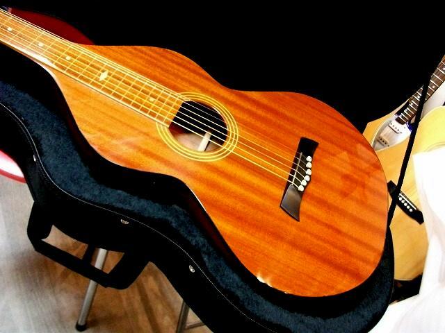 �磻����ܡ���R&Bell�� WE-Style2��������ñ�ġ��������������� Weissenborn TYPE Guitar ��
