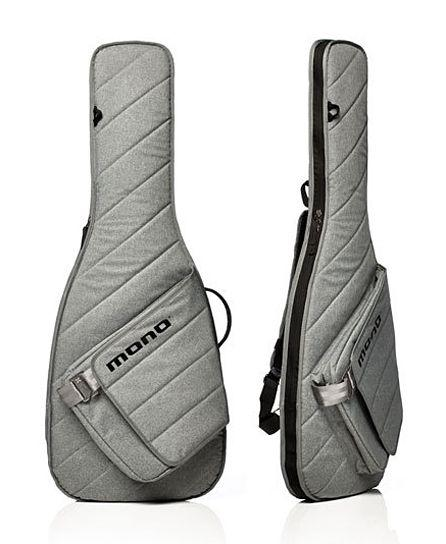 "MONO M80 SEG ELECTRIC GUITAR CASE  ""GUITAR SLEEVE""  (Jet Black Or ASHGRAY ) モノ M-80  ジェット ブラック or アッシュ グレイ"