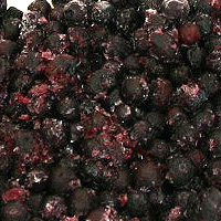 冷凍ブルーベリーホール2kg