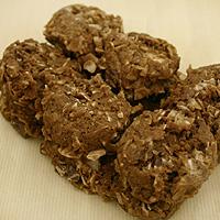 クッキー ミルクチョコマカルーン