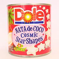 星型ナタデココ・シラップ漬け 1H缶