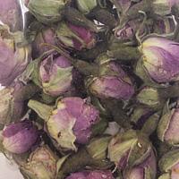 ダマスクローズの乾燥つぼみ 20g