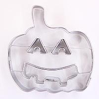 クッキー抜き型 かぼちゃ 顔付き