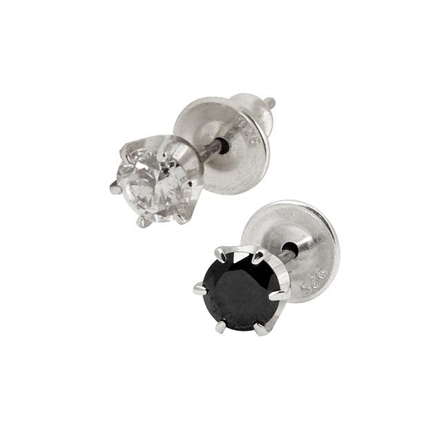 【DUB Collection│ダブコレクション】 Crown setting Pierced クラウンセッティングピアス DUBj-355