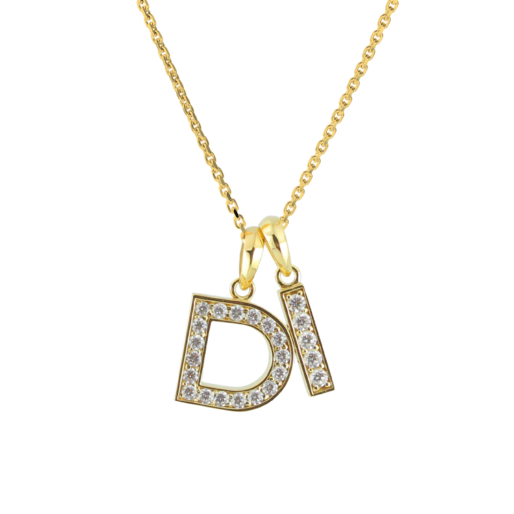 【DUB Collection】HAN-KUN Model DEEP IMPACT -ディープインパクト- Necklace DUB-C045-046(GD)