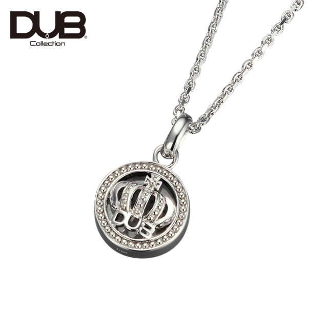 【DUB Collection│ダブコレクション】Crown Shell Necklace クラウンシェルネックレス DUBj-308-1【ユニセックス】