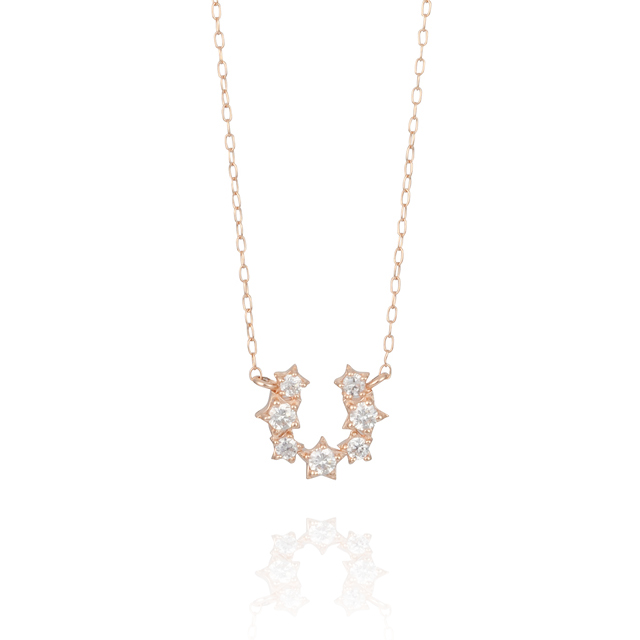 【DUB Sweet】Luckystar Necklace【DUBjp-40-1(PG)】【レディース】