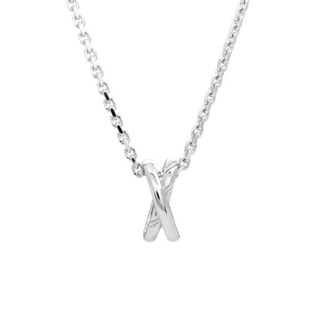 【DUB Collection│ダブコレクション】Eternal Cross Necklace エターナルクロスネックレス DUBj-365-1【ユニセックス】