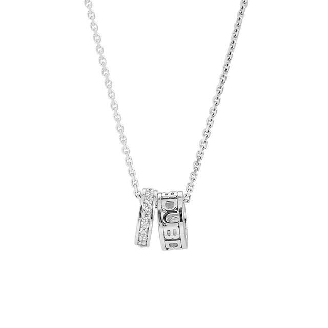 【DUB collection|ダブコレクション】Snuggle Ring Necklace スナッグルリングネックレス DUBj-167-1【ユニセックス】