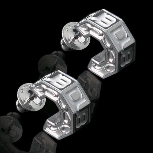 【DUBcollection│ダブコレクション】Hedera pierce ヘデラピアス DUBj-178-2-Pair【ペア】