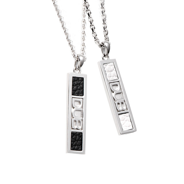 【DUB Collection|ダブコレクション】DUB leatherwork Pair Necklace ダブレザーワークペアネックレス DUBj-212-Pair【ペア】