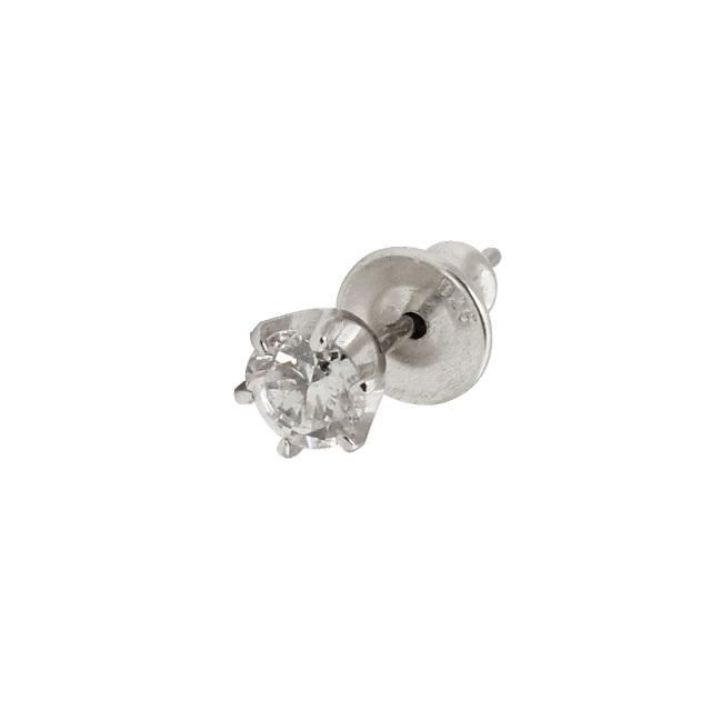 【DUB Collection│ダブコレクション】 Crown setting Pierced クラウンセッティングピアス DUBj-355-2