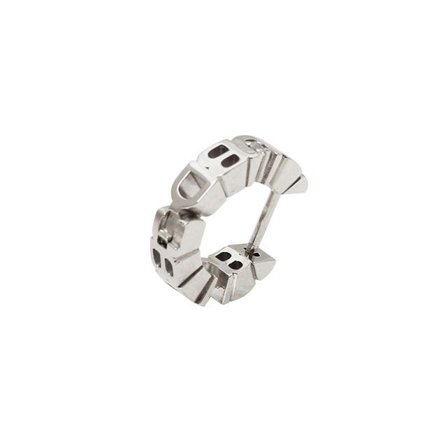 【DUB Collection│ダブコレクション】 Emblem Pierced エンブレムピアス DUBj-358-1