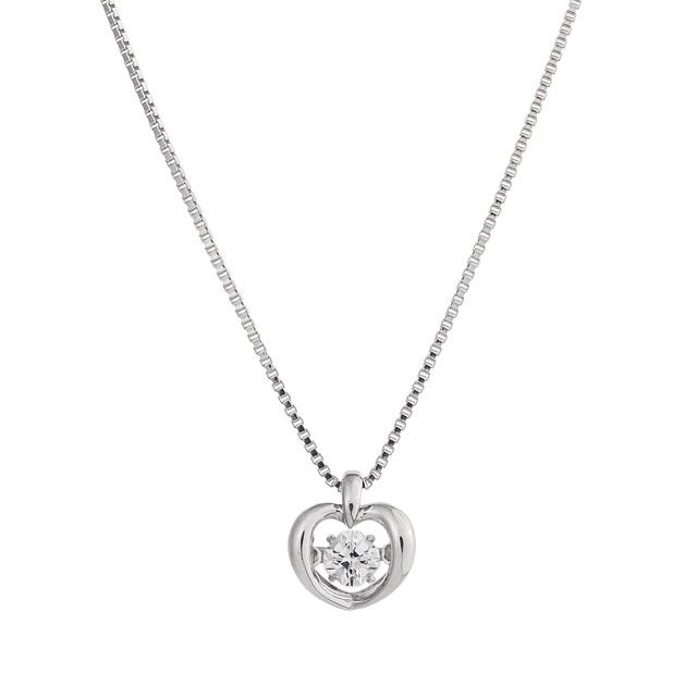【Crossfor NewYork】Twinkle Heart Pendant(NYP-509)