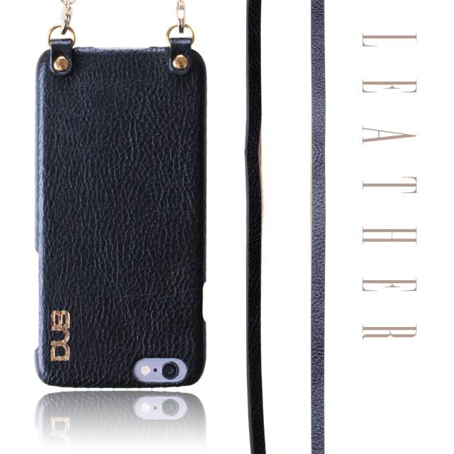 個数限定【DUB GOODS│ダブグッズ】DUB iPhone 6 case アイフォン6ケース レザー コード付き(dub-g006-1)