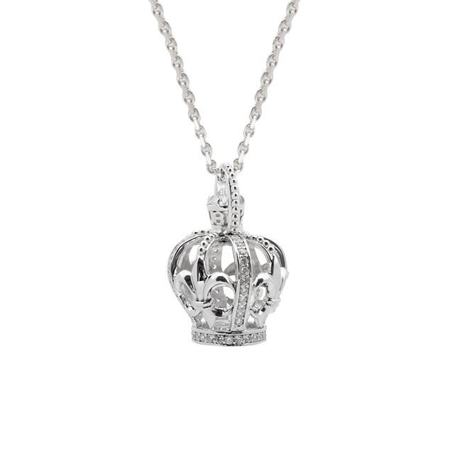 【DUB collection|ダブコレクション】Glorious crown pendant グロリアス クラウン ペンダント DUBj-138-2【ユニセックス】