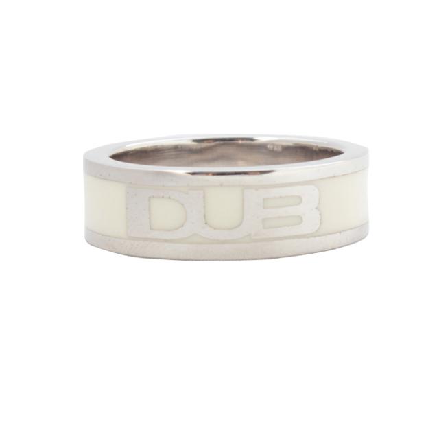 【DUB Collection│ダブコレクション】DUB logo line ring ダブ ロゴ ライン リング DUBj-193-2【レディース】