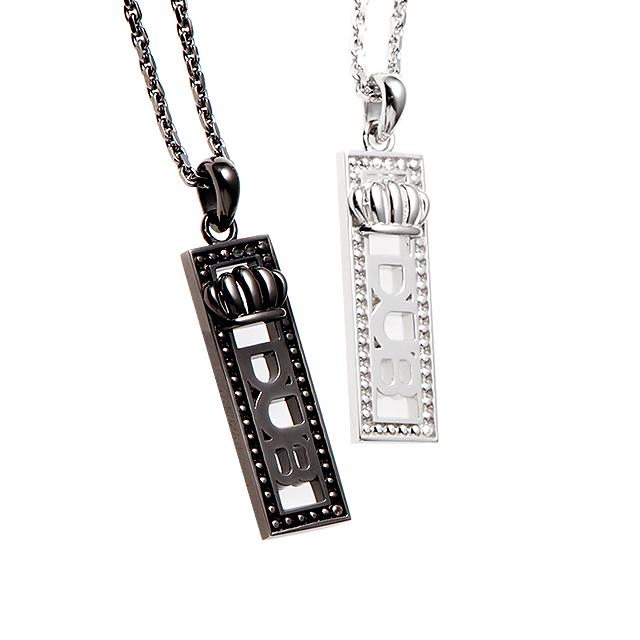 【DUB Collection|ダブコレクション】Dignity Necklace ディグニティネックレス DUBj-220-Pair【ペア】