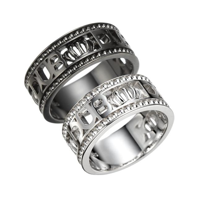 【DUB Collection|ダブコレクション】Dignity Pair Ring ディグニティペアリング DUBj,221