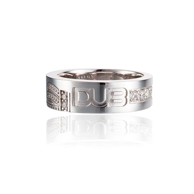 【DUB collection|ダブコレクション】Join Crown Ring ジョインクラウンリング DUBj-263-2【レディース】
