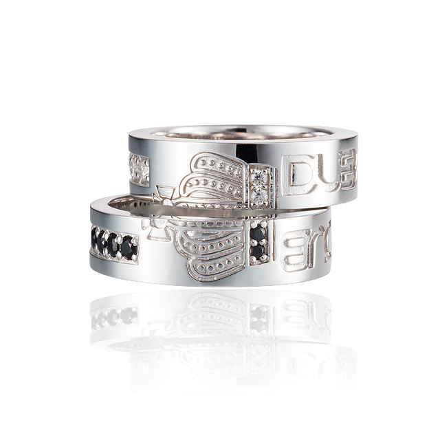 【DUB collection ダブコレクション】Join Crown Ring ジョインクラウンペアリング DUBj-263-Pair【ペア】!