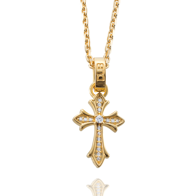 Dub collectiondouble face cross necklace dub collectiondouble face cross necklace mozeypictures Choice Image