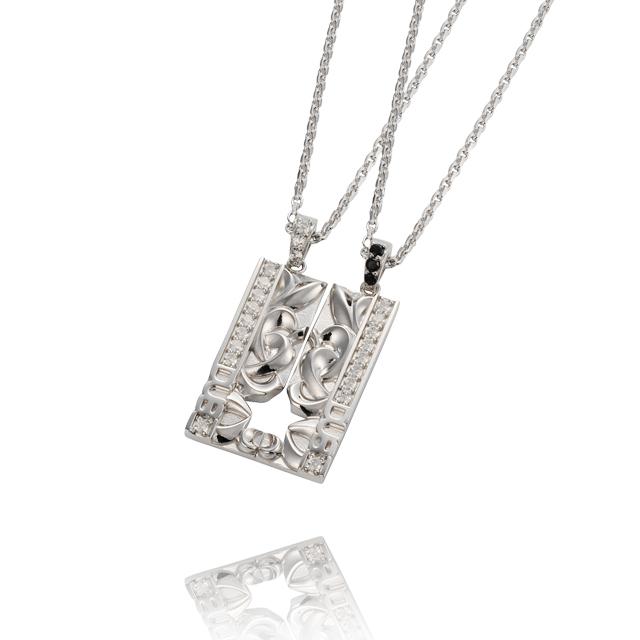 【DUB collection|ダブコレクション】Polaris Necklace ポラリスネックレス DUBj-280-Pair【ペア】