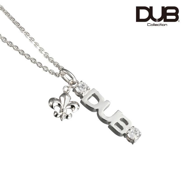 【DUB collection|ダブコレクション】Swing Lilly Necklace スウィングリリィネックレス DUBj-313-2 サイバージャパン カレン着用アイテム【ユニセックス】