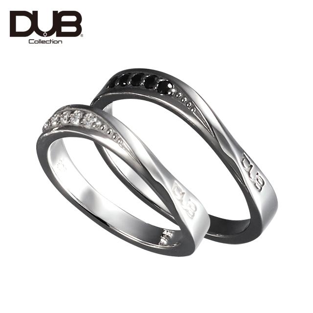 【DUB Collection│ダブコレクション】KnotRing  ノット リング DUBj-315-Pair【ペア】