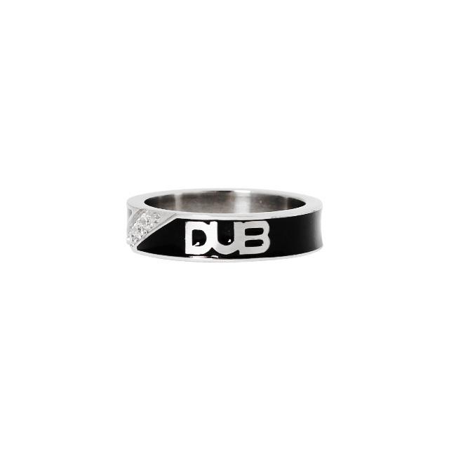 【DUB Collection│ダブコレクション】  DUBjss-20 Stainless Ring ステンレスリング