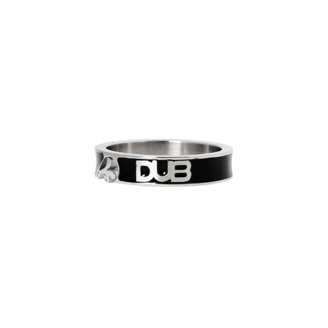 【DUB Collection│ダブコレクション】  DUBjss-21 Stainless Ring ステンレスリング