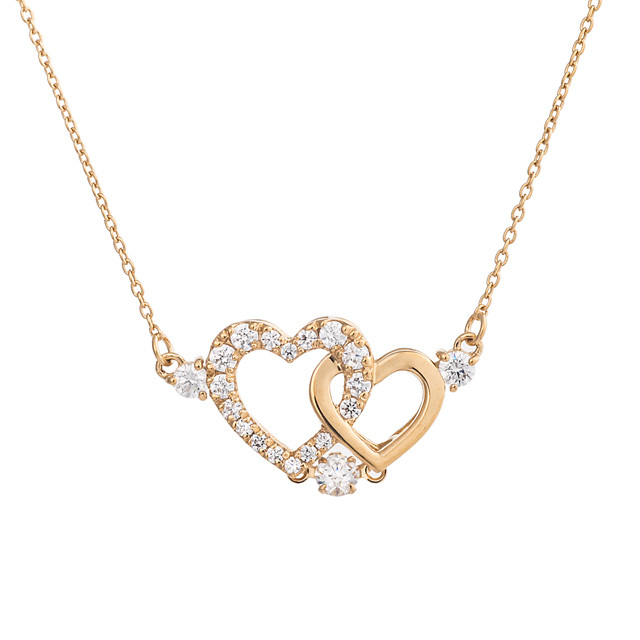 【Crossfor NewYork】Pure Heart Pendant(NYP-598Y)