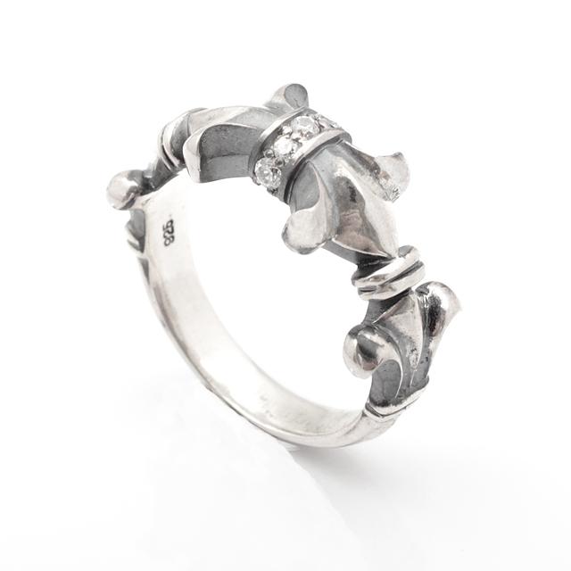 【DUB Luxury|ラグジュアリーダブ】Strength ring リング【OD-701】【ユニセックス】
