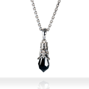 TearDrop Necklace ティアドロップネックレス DUBjt-5【ユニセックス】