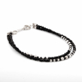 Luxury DUBShine Black 2WG Bracelet OD-2802