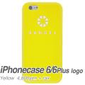 【BANDEL バンデル】BANDEL スマートフォンケース iPhonecase 6/6Plus対応(イエローロゴ)