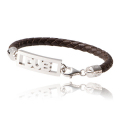 DUB Collction|Plane open work Bracelet  DUBj-208-3(BR)