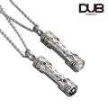 【DUB collection|ダブコレクション】Column Necklace カラムネックレス DUBj-312-Pair【ペア】